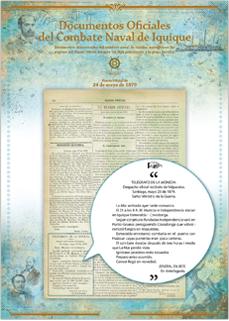 El Diario Oficial en la historia de Chile
